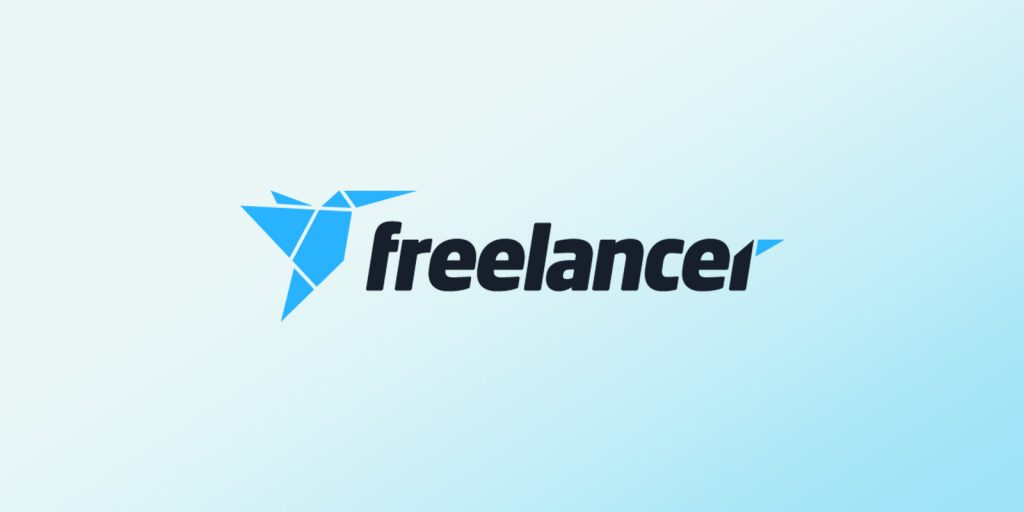 An image with freelancer logo