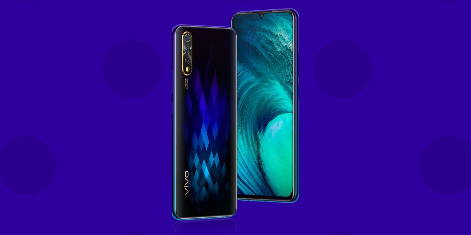 Vivo S1 smartphone