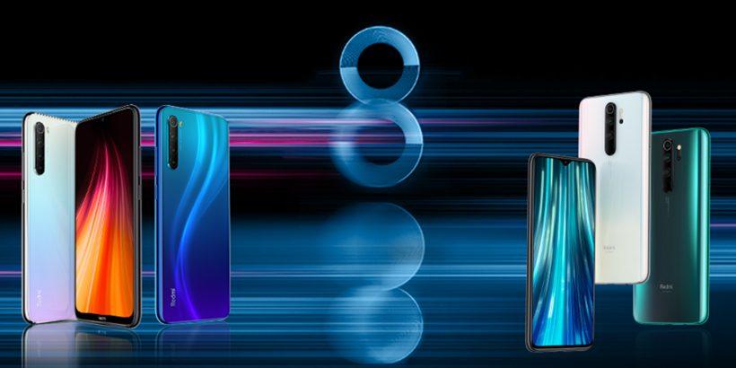Xiaomi Redmi Note 8 and Note 8 Pro