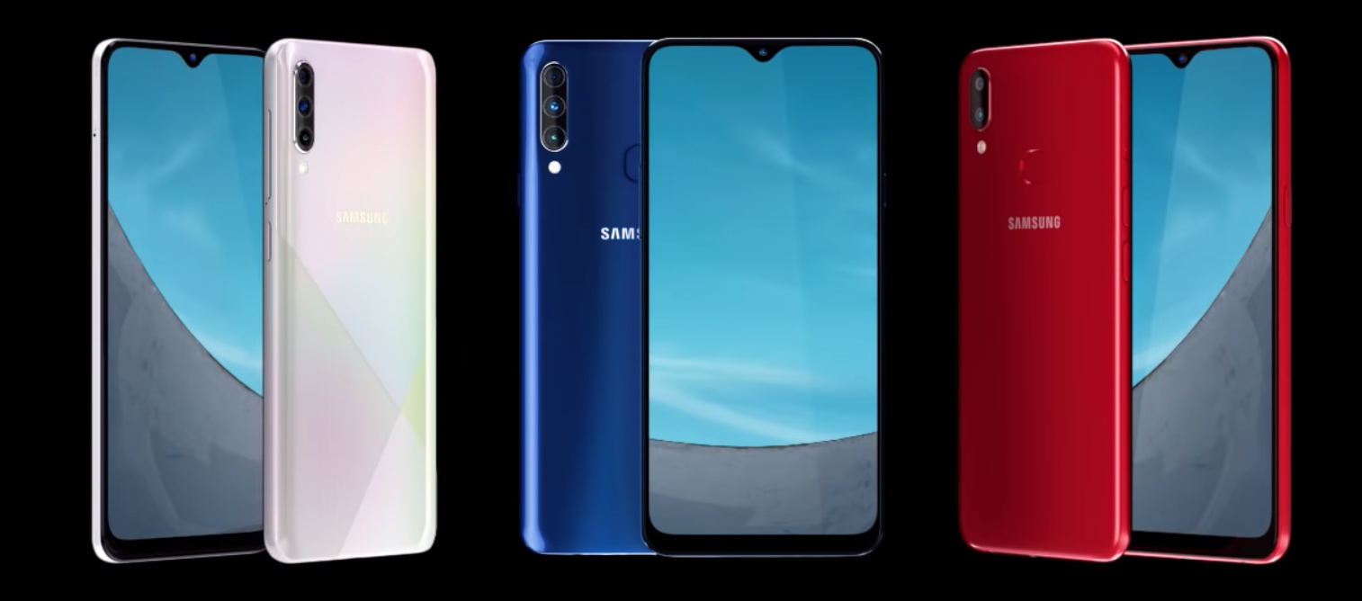 Samsung Galaxy new A-series